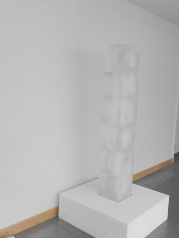 Julia Mitchell: ice sculpture