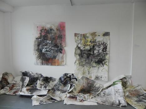 Adam Gibrelli: drawings