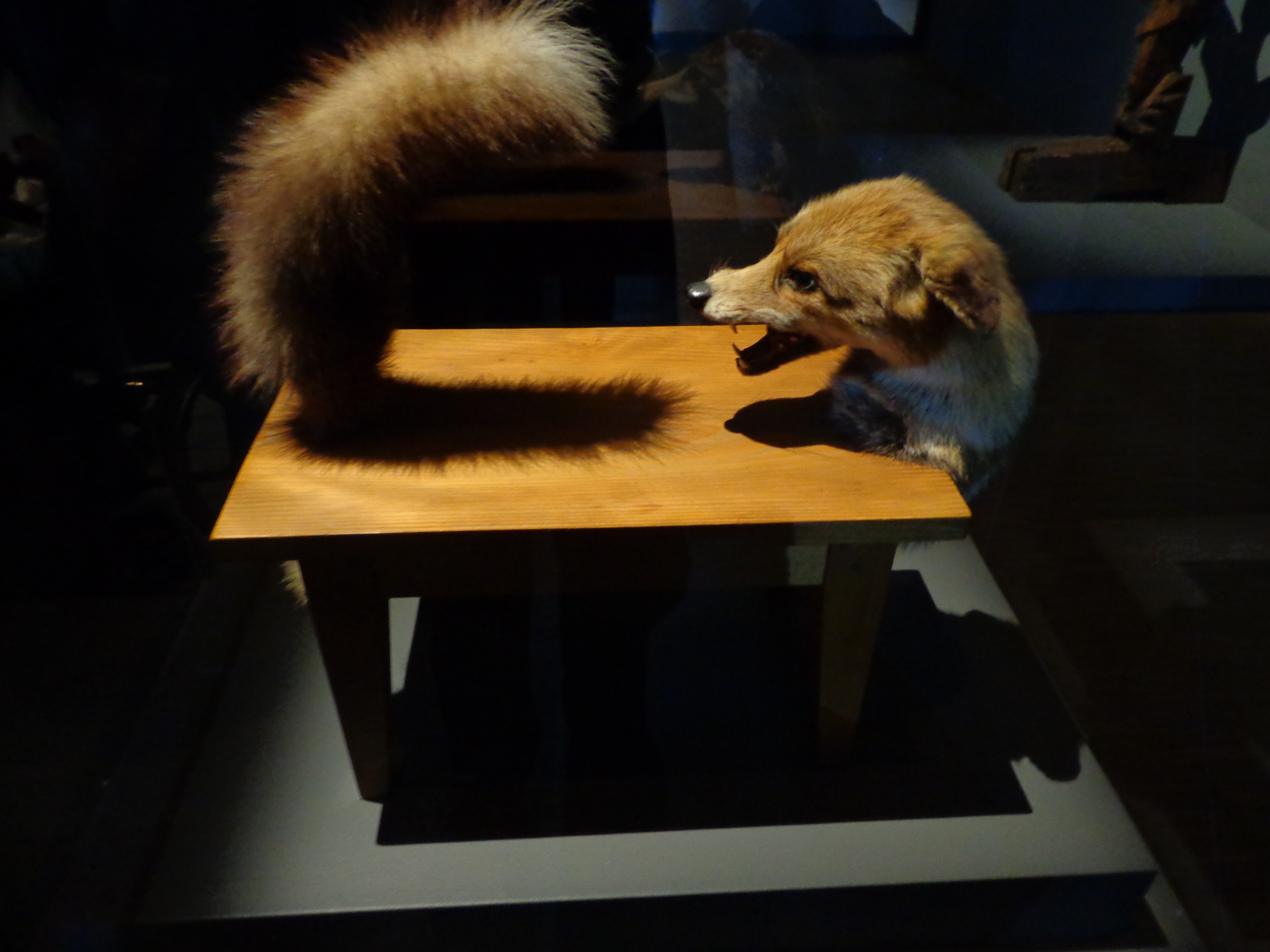 Surrealism and the object at the pompidou artelogical - Victor brauner loup table ...