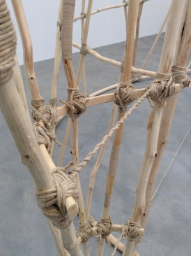 Martin Puryear: Sculpture detail